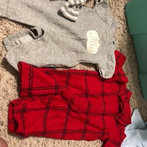 Gap 0-3 month outfit lot